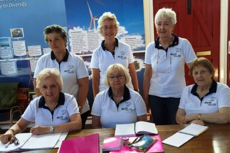 Blyth Tall Ships volunteers